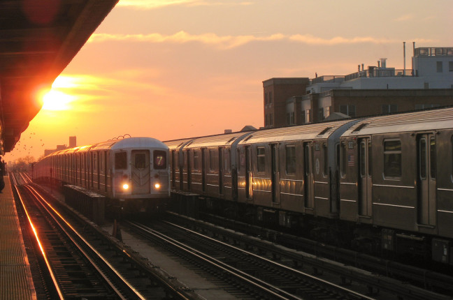 7 TRAIN: THE MICROCOSM OF THE MACROCOSM