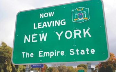 191,000 People Flee New York